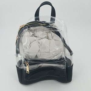 🆕️ GB Girls Clear Backpack